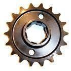 Gearbox Sprocket, Triumph 650cc 4 speed, 18T, 57-1917