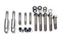 Cylinder Head Bolt Set, Norton Commando, 750/850cc, Stainless Steel