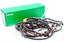 Wiring Harness, Norton Dominator 88/99, Mag/Dyno, 1955-58, UK Made
