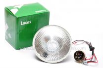 Headlamp Beam Unit, BSA C15, B40, B44, B50, Bantam D7, D10, D14, Genuine Lucas