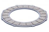 Clutch Friction Plate, BSA C10L, C11, C12, A7, A10 Plunger, 29-3476, 67-3242 Surflex