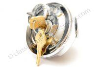 "Filler Cap, Lockable 2 1/2"""