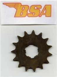 Gearbox Sprocket, BSA Bantam, All Models, 15T, 90-0068
