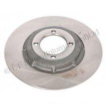Brake Disc, Triumph Bonneville T140, TR7, T150, T160, 4 Hole, 37-4275, UK Made
