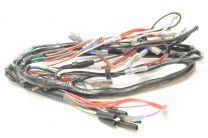 BSA A50 A65 Triumph T120 TR6 OIF Wiring Harness 59629, Genuine Lucas