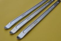 """Tyre Levers, 16"""" 400mm - Set Of Three, Forged Steel."""