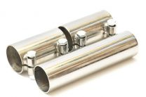 Exhaust Balance Tube Kit, Norton Commando, 06-6332, 06-3991