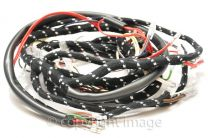 Norton Commando Mk2, Mk2A Braided Main Wiring Harness, UK Made