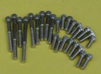 Stainless Steel Allen Bolt Set BSA Bantam D7