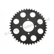 Rear Sprocket, Ttiumph T140, TR7, TSX, TR65, 43T, 37-3800, UK Made