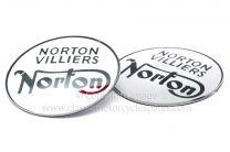 Tank Badges, Tail Badge. Norton Commando Fastback, 06-0499, 06-0864