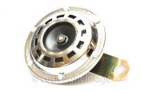 Horn, Chrome Plated, 93mm Diameter, 12V