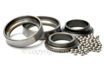 Steering Head Bearing Set, BSA Bantam D7, D10, 65-4465, 40-5027, 65-5319