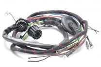 Wiring Harness, Matchless G3, Alternator Models, Cotton Braided, UK Made