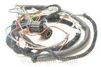 BSA A50, A65 Braided Main Wiring Harness UK Made 1962-65