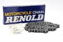 Final Drive Chain, Triumph 6T Sidecar, 1954-59, 100L Genuine Renolds