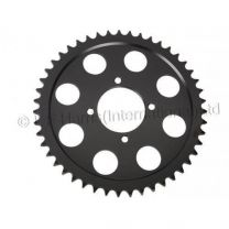 Rear Sprocket, Triumph T140, TR7, TSS, 47T, 1976-85, 37-7064, 37-7016, UK Made