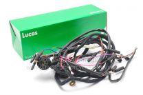 Wiring Harness, BSA Bantam D7, 1963-66, Genuine Lucas, UK Made