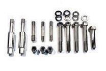 Cylinder Head Bolt Set, Norton Commando, 750/850cc, Stainless Steel