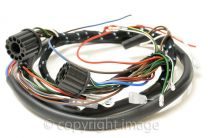 Triumph T20 Tiger Cub Wiring Harness (switches under seat)