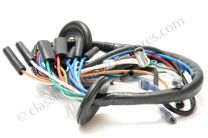 BSA A50 A65 Triumph T120 TR6 Headlamp Wiring Harness, 1970-72, 54960711, 59635