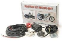 Electronic Ignition System, Wassell BSA/Triumph/Norton Single & Twin, 6v