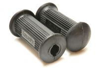 Footrest Rubbers, Triumph Twins And Triples 1956-78, 82-9279
