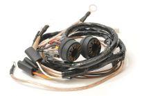 Wiring Harness, BSA Bantam D10, D14, Genuine Lucas