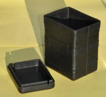 Battery Box, Including Lid, Plain