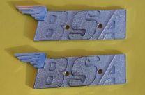 Tank Badges, BSA A65 A70