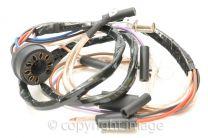 BSA Bantam D1 - D7 Wiring Harness,  AC-DC