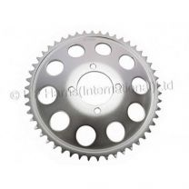 Rear Sprocket, Triumph T150, T160, 50T, 37-4209, UK Made