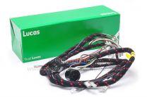 Wiring Harness, BSA A65, A50, 2 x 88SA switch, 1962-64, Genuine Lucas