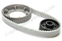Belt Drive Kit, Alloy, Triumph Trident T160