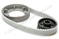 Belt Drive Kit, Alloy, Triumph Trident T160