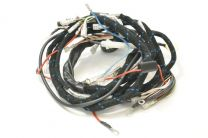 Wiring Harness, BSA A50, A65, 1969-70, 54955258, Genuine Lucas