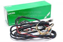 Wiring Harness, Triumph T100, 1970-72, Genuine Lucas