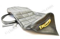 Seat Cover, Triumph Bonneville T140D, 1980 on, UK Spec