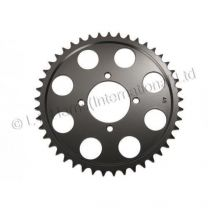 Rear Sprocket, Triumph T140, TR7, TSS, 45T, 1976-85, 37-7072, UK Made